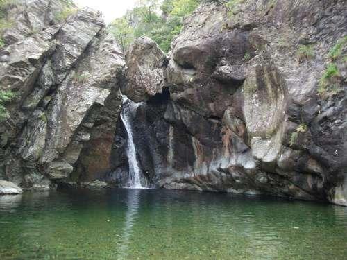 Lago della cascata