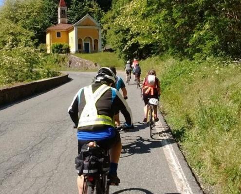 Cicloturismo: gli itinerari in Alta Valle Orba