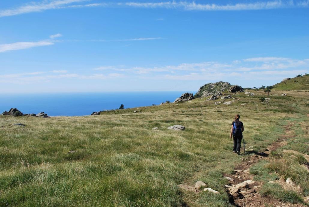 itinerari Alta Via Monti Liguri nel Parco del Beigua