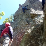 Outdoor: l'arrampicata sportiva