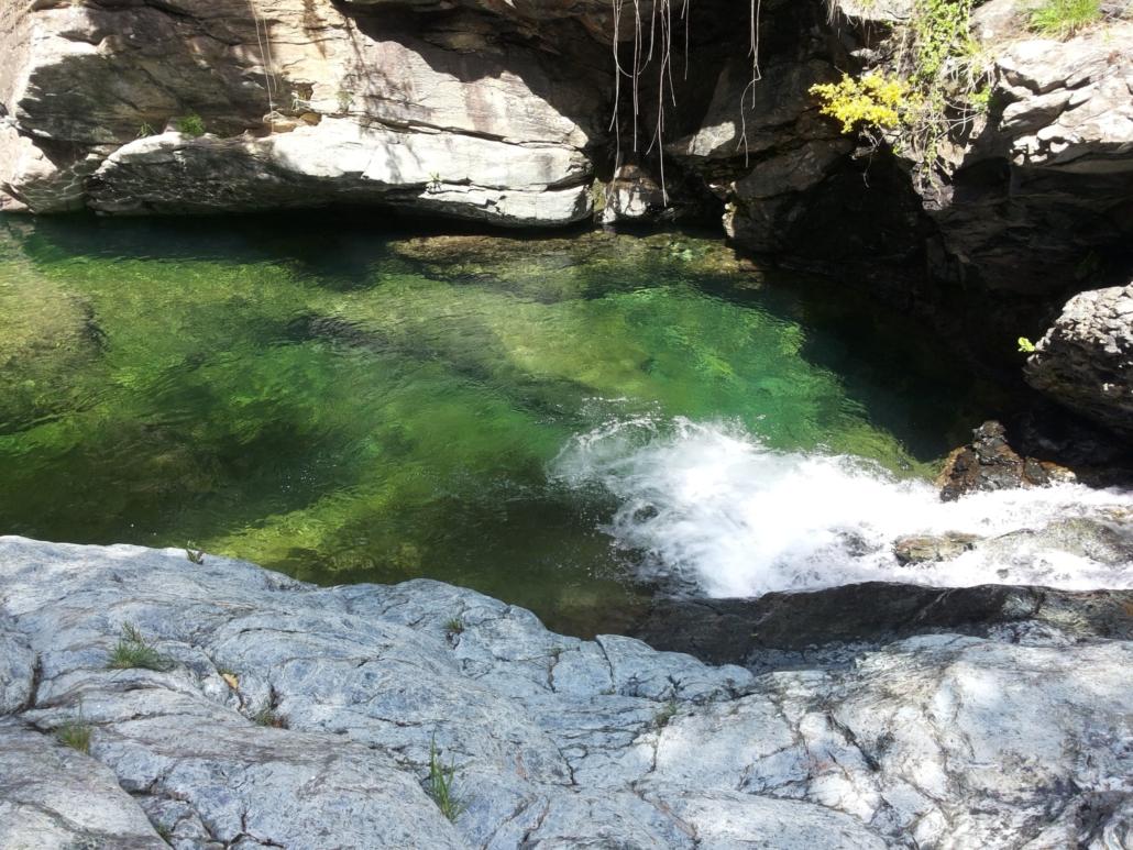 Le acque del Carpescio